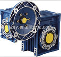 double stage worm gear speed reducers,reductores,reduction gears
