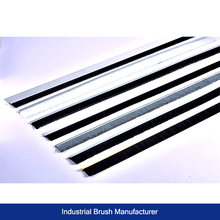 Professional factory customized High quality industrial strip brush for polishing and cleaning