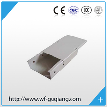 Powder coated steel cable tray cable trunking manufacturer