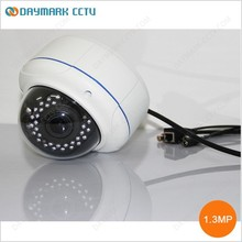Vandalproof 1.3mp Outdoor Dome IP Ball Security Camera