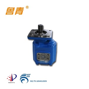 China factory manual hydraulic oil pump for forklift