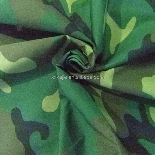 T/C80/20 camouflage for women camouflage shoes