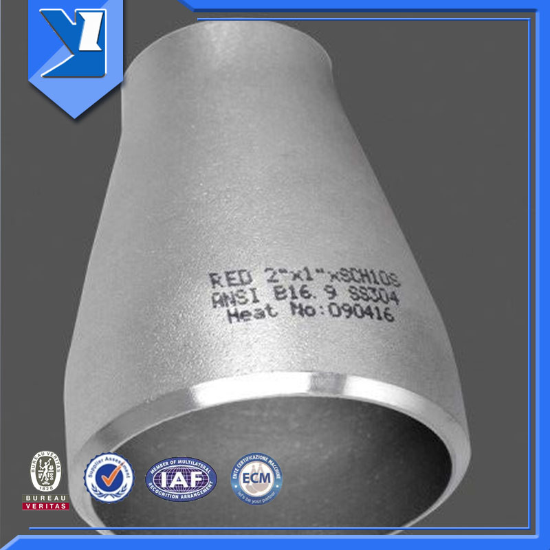 Oil Chemical Industry Pipe Reducer Fittings