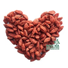 selected ningxia dried organic goji berry