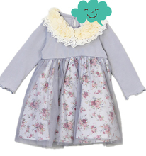 100% Cotton Material and Girls Gender Wholesale Children's Boutique Clothing