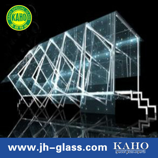 led blinking glass