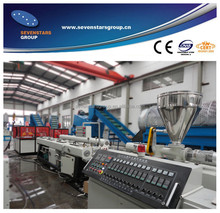 PVC electrical conduit pipe extrusion line/ production line/extruder