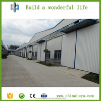 HEYA prefabricated steel structure warehouse building for sale in croatia