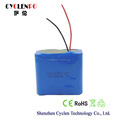 Flexible battery, 14.8V 3600mah battery, battery packs