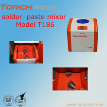 solder paste mixing machine, solder mixing T186