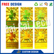 Attractive discount high quality professional custom warranty security open void sticker