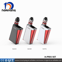Noriyang Stock Offer SMOK H-Priv TC 220W Full Kit With Replaceable Cell & Magnetic Battery Cover