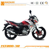 NZ200-32 2016 200cc New Excellent Cheap Hot Sales Street/Calle Motorcycle/Motocicleta