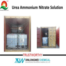 supply Urea Ammonium Nitrate(UAN) /nitrogen solution 28% to 32%
