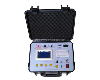 internal water cooling generator insulation tester/generator tester/impedance tester