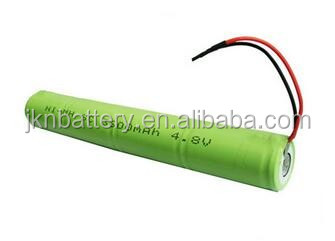 High Quality 4.8voltage 3600mah SC Size Ni-MH Rechargeable battery pack