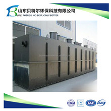 Professional Sewage Treatment plant Supplier Underground Sewage Tank For Industry Waste Water