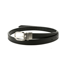 2017 new fashion high quality designer 1.8cm width pu leather belts for women