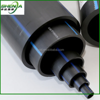 hot selling Water/Gas/mine supply hdpe pe al pe pipe