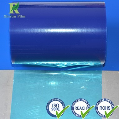 Professional Blue PE Plastic Protective Film in Roll
