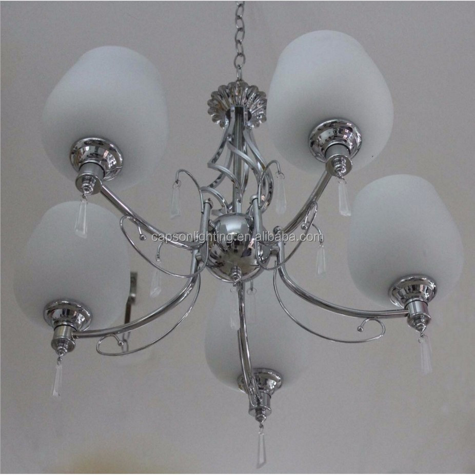 CE Rosh Metal Pendant Lamp Vintage Chandelier for Hotel Coffee House MD-5114-3
