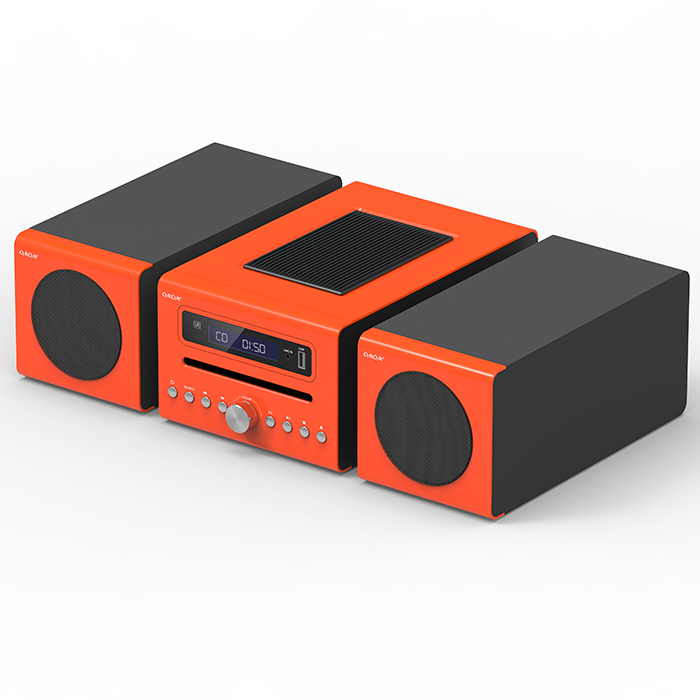 OM-1720CD Hot Selling Outdoor Mini Protable Audio Vibration Speaker