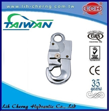 stainless steel 316 carabiner snap rope hanging hook for keys