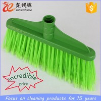 Chinese manufacturer supply cheap price plastic sweeping broom