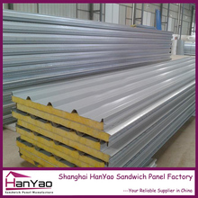 Hot Sale Siding Panel For House,High Quality Exhibition Wall Panel Sandwich Panel,Fireproof Styrofoam Wall Panel Factory Supplie