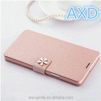 Fashion Original Phone casefor Sony Xperia x8 case Mobile Phone with card holders can stand