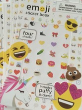 OEM Paper sticker theme sticker book