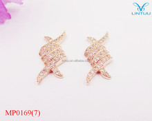 Wholesale high quality crystal wedding anniversary gifts finger finding jewelery