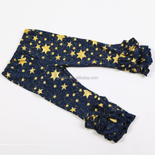 2017 new design most popular wholesale icing pants kids fashion pants design