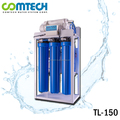5 Stages Water Filter 150 GPD RO System Water Purifier for Commercial Use