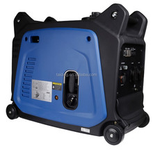 3000w non-polluting petrol inverter generator with remote starter