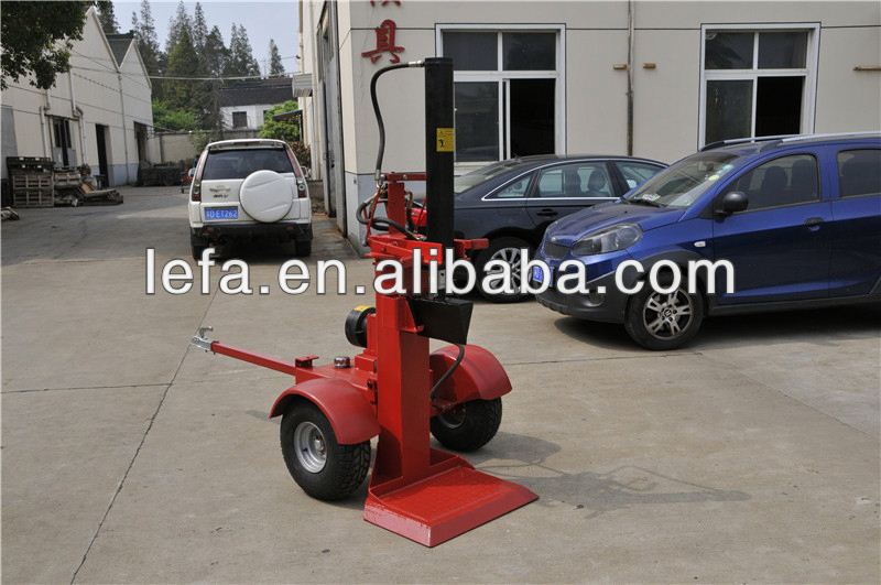 Italy Style portable log splitter and saw machine with CE SGS