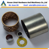rubber metal sleeve bushing / spindle sleeve