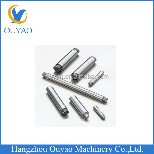 2016 China High quality customized bearing threaded stainless steel shaft sleeve