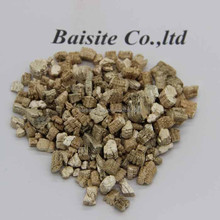 1-3mm/2-4mm/3-6mm/4-8mm HeBei Silver Expanded Vermiculite