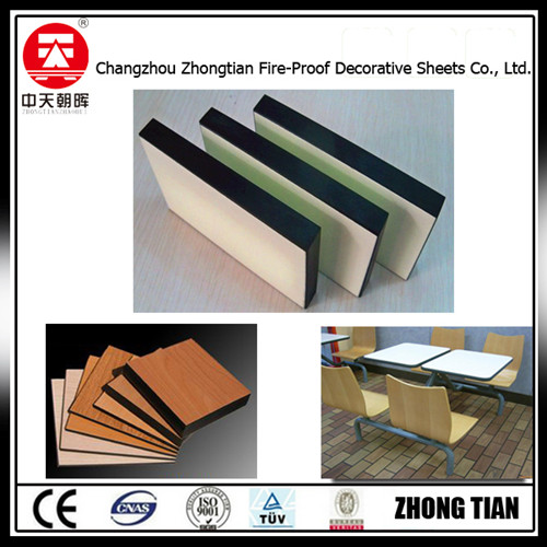 High glossy kitchen cabinet board hpl compact laminate for High pressure laminate kitchen cabinets
