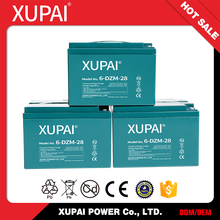 Good price 12v28ah storage battery osaka battery
