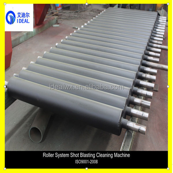 Roller System Shot Blasting Machine Spare Parts