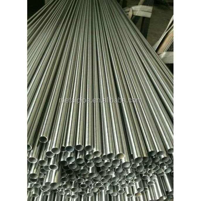 Nickel Alloy Steel PipeInconel 600 Seamless Pipes ,Weld Steel Pipe Tubes UNS NO. 6600