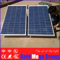 both big power and high efficiency mono solar panel with OEM and ODM service