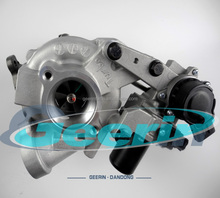 Geerin turbo VB36 VB22 17201-51021 17201-51020 pour Toyota Landcruiser V8 D Turbocompresseur