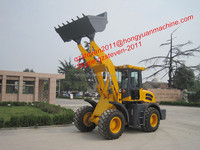 Mini tractor loader ZL20F with bucket