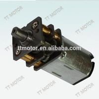 CE approved dc electric car motor