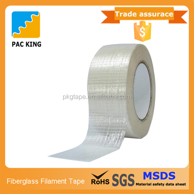 Strong Adhesive Of High Quality Filament Tape