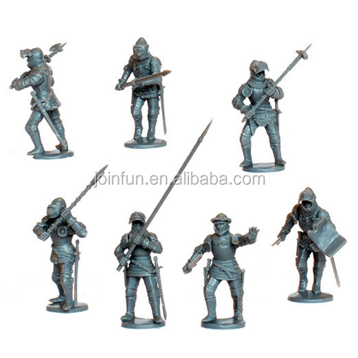 Customized Roman Tiny toy soldier miniature figurine sculpture