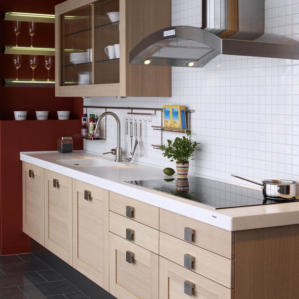 American kitchen cabinets type espresso shaker style for Best type of kitchen cabinets